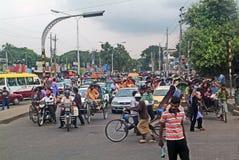 Le Bangladesh, Dhaka, Images stock