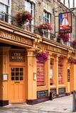 Le bar de mitre Cambridge, Angleterre Photo libre de droits