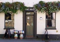 Le bar de moulin, Cambridge, Angleterre Photographie stock