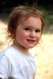 le barn för flicka Fotografering för Bildbyråer