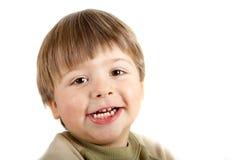 le barn för pojke Arkivfoto