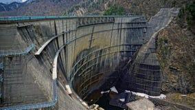 Le barrage Photo libre de droits