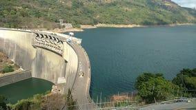 Le barrage Photographie stock