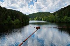 Le barrage d'Oker Images stock