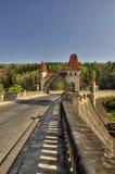 Le barrage Les Kralovstvi Images stock