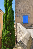Le Barroux, Provence, Francja Obraz Stock