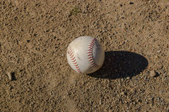 Le base-ball Photographie stock