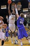 Le basket-ball 2012 des hommes de NCAA Images libres de droits