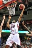 Le basket-ball 2013 des hommes de NCAA Photos libres de droits
