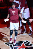 2015 le basket-ball des femmes de NCAA - temple contre l'état du Delaware Photos libres de droits