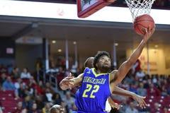 2015 le basket-ball des hommes de NCAA - Delaware au temple Photo stock