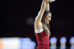 2014 le basket-ball des hommes de NCAA - TEMPLE contre LIU Photographie stock