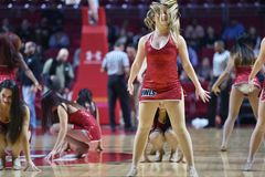 2014 le basket-ball des hommes de NCAA - TEMPLE contre LIU Images libres de droits