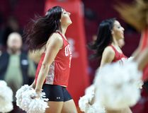 2014 le basket-ball des hommes de NCAA - TEMPLE contre LIU Images stock