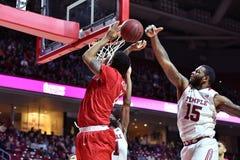2015 le basket-ball des hommes de NCAA - Temple-Houston Photographie stock libre de droits