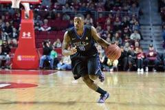 2015 le basket-ball des hommes de NCAA - Temple-Tulsa Photos libres de droits