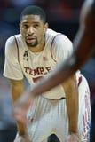 2015 le basket-ball des hommes de NCAA - Temple-Tulsa Images stock