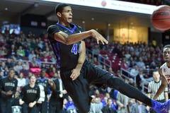 2015 le basket-ball des hommes de NCAA - Temple-Tulsa Photographie stock