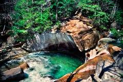 Le bassin, New Hampshire Image stock
