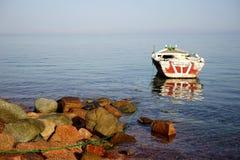 Le bateau Photographie stock libre de droits