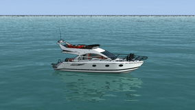 Le bateau de dessin devient une réalité banque de vidéos