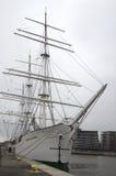 Le bateau de navigation Photographie stock