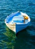 Le bateau de pêche Image stock