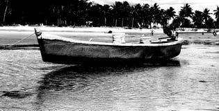 Le bateau de pêche Photographie stock libre de droits