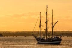 Le bateau grand de Dublin emballe 2012 photo stock