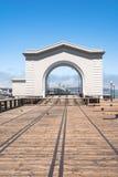 Le bateau par la voûte, San Francisco, la Californie Images libres de droits