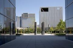 Le beau centre ville de la ville Dallas photographie stock