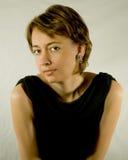 Le beau femme en quarante ans image libre de droits