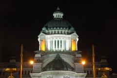 Le beau palais du roi à Bangkok Photographie stock