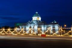 Le beau palais du roi Photographie stock libre de droits