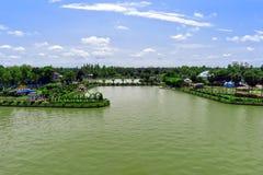 Le beau paysage au Bangladesh photo stock