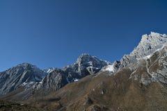 Paysage des montagnes photo libre de droits