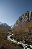 Paysage des montagnes photos stock