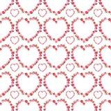 Le bel anneau sensible aiment le coeur du strawberrie rouge juteux mûr Photographie stock