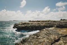 Le bel Antigua dans les Caraïbe Photo libre de droits