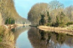 Le belle Fiandre immagini stock