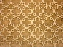 Le belle pareti stuccoed di Segovia 1, Spagna Fotografie Stock Libere da Diritti