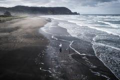 Le belle spiagge di Phia fotografia stock