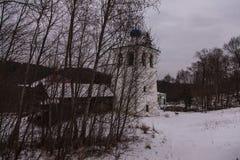 Le belltower Photo libre de droits