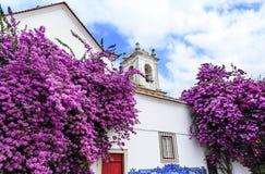 Le belvédère de Santa Luzia images stock