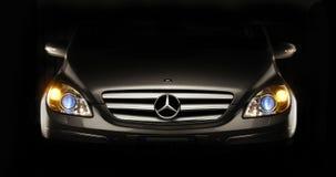Le benz de Mercedes. Images stock