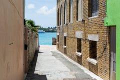 Le Bermude St George Immagini Stock Libere da Diritti