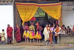 Le Bhutan, Haa, Photos stock
