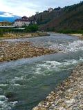 Le Bhutan naturel Image libre de droits