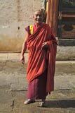 Le Bhutan, Paro, Images stock