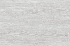 Le blanc a lavé la surface en bois molle comme texture de fond Photos stock